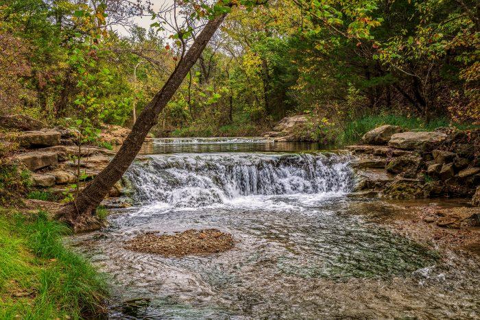 10. Chickasaw National Recreation Area, Sulphur