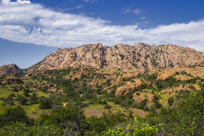 7. Wichita Mountains Wildlife Refuge, Lawton