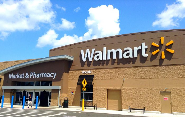 7. Your closest Walmart.