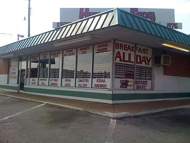 3. The Hungry Frog Diner, Oklahoma City