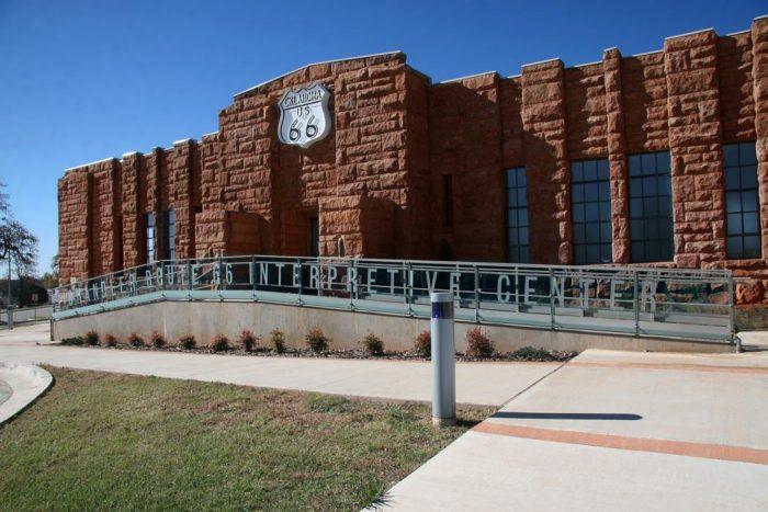 11. Route 66 Interpretive Center, Chandler