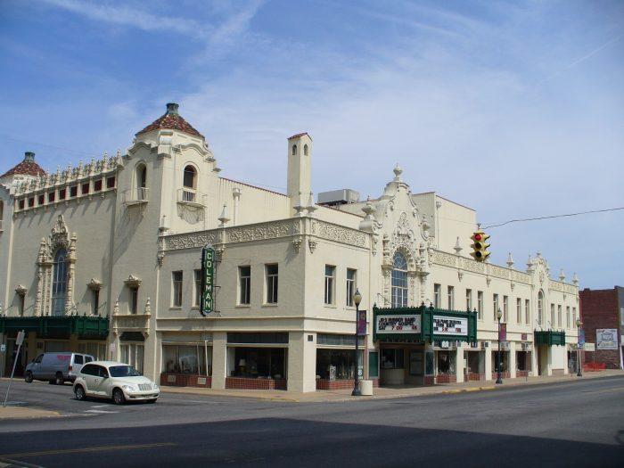 8. Coleman Theater, Miami