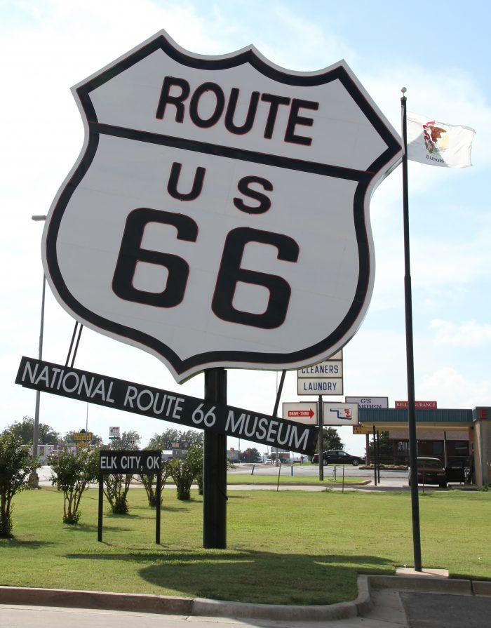 4. National Route 66 & Transportation Museum, Elk City