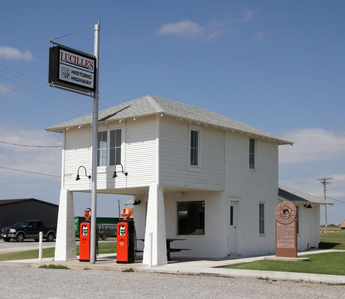 3. Lucille's Service Station & Roadhouse, Hydro