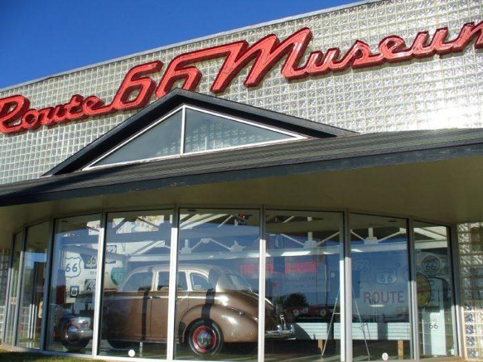 2. Route 66 Museum, Clinton