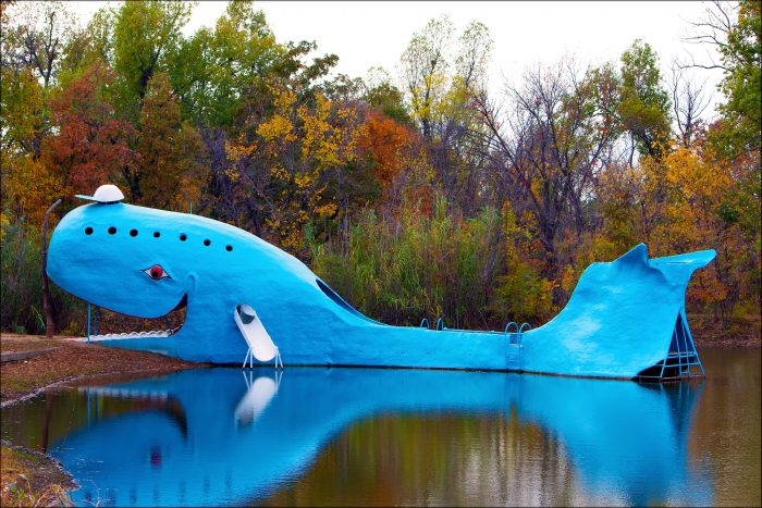 1. The Blue Whale, Catoosa