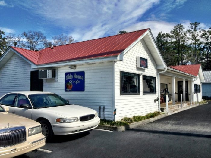 4. Olde House Cafe - 1274 Bells Hwy #920, Walterboro, SC 29488