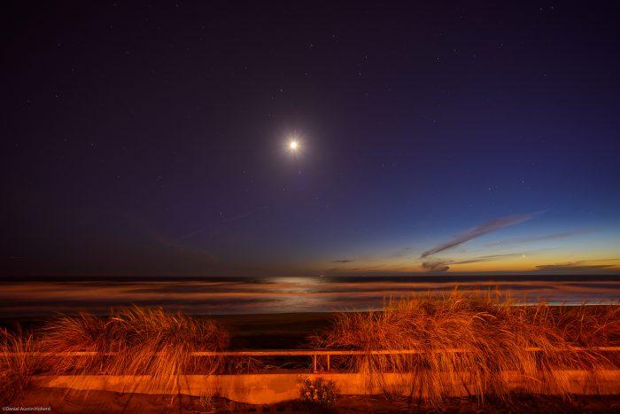 5. Sunrise Harvest Moon.