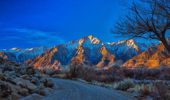 15. Anywhere Mountains