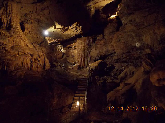 6. Organ Cave, Greenbrier County