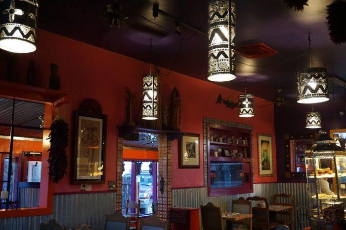 7. Orlando's New Mexican Café, 1114 Don Juan Valdez Lane, Taos
