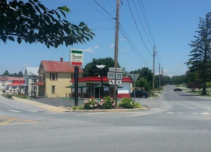 7. Ortega's Taco Shop, Ranson