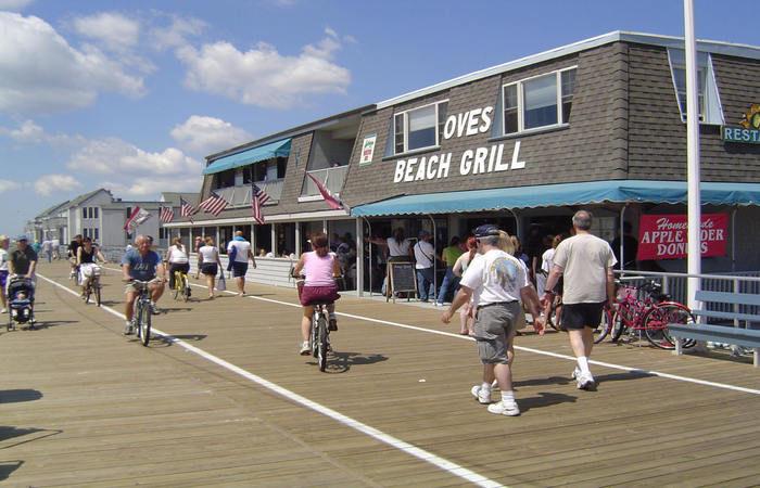 11. Oves Restaurant, Ocean City
