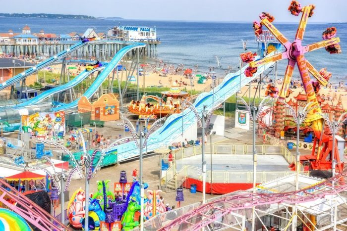 11. Palace Playland, Old Orchard Beach, Maine