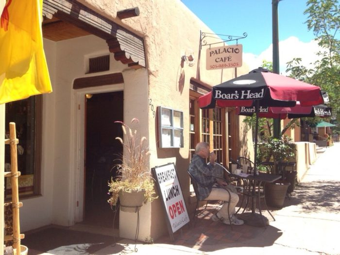 11. Palacio Café, 209 E Palace Avenue, Santa Fe