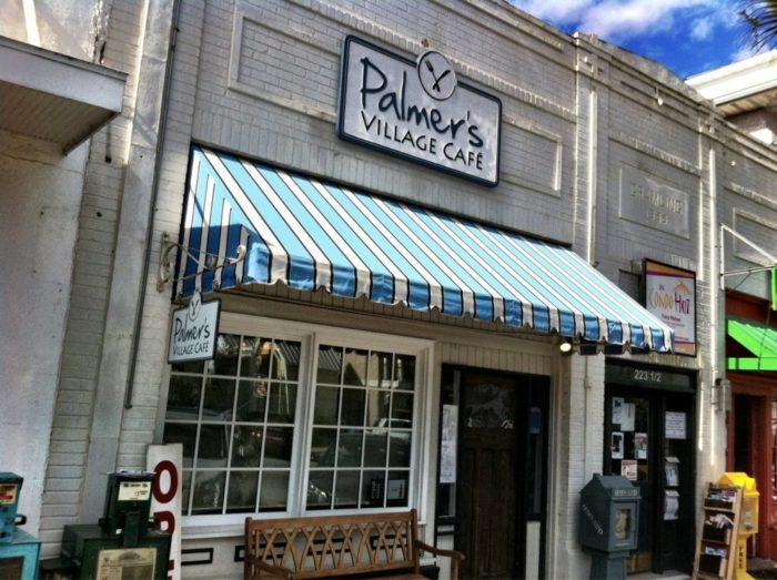 5. Palmer's Village Cafe—223 Mallery St, Saint Simons Island, GA 31522
