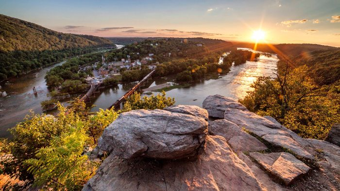 8. Enjoy the sunset over beautiful Harpers Ferry, and start planning your next trip!