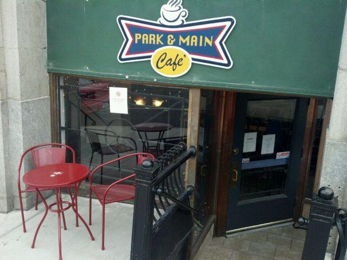 4. Cafe at Park & Main, Butte