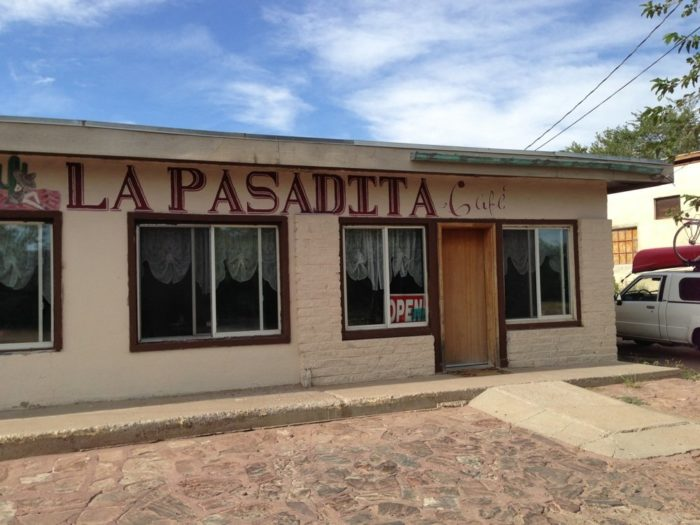 3. La Pasadita Café, 230 Garfield Street, Socorro