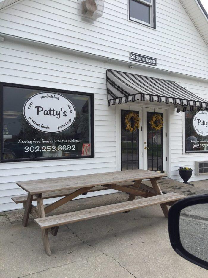 9. Patty's Deli, Georgetown