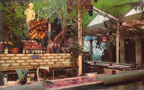 Kapok Tree Inn's Grape Bar