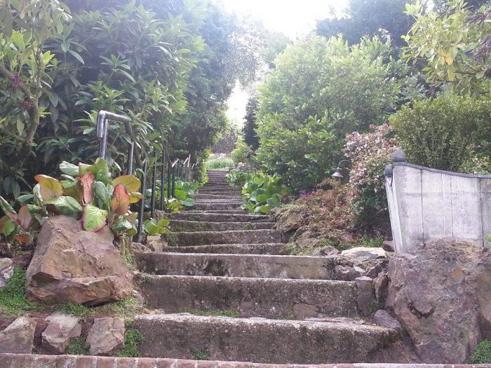 15. Pemberton Steps