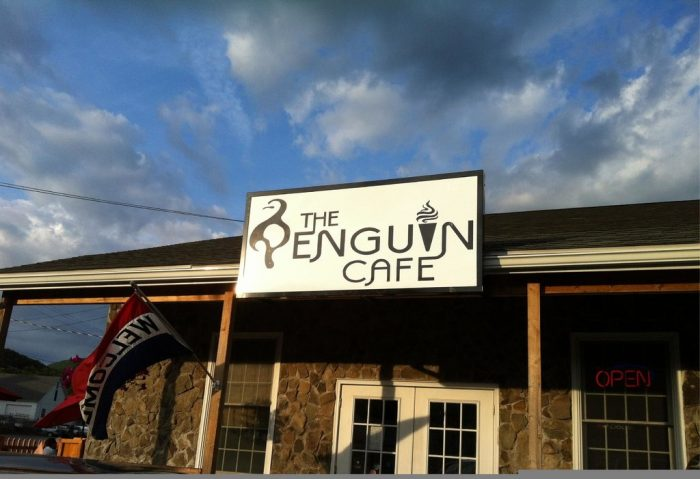 9. The Penguin Cafe, Walton