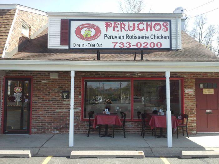 2. Perucho's Peruvian Chicken, Newark