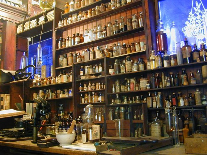 Pay a Visit to the New Orleans Pharmacy Museum, 514 Chartres St.