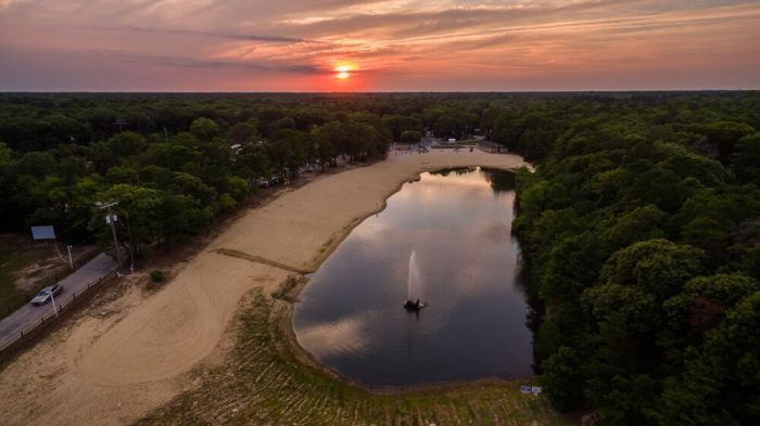 11. Pine Haven Camping Resort, Ocean View