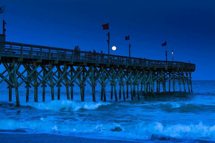 9 of the best piers in south carolina for family fun and for Pier fishing myrtle beach
