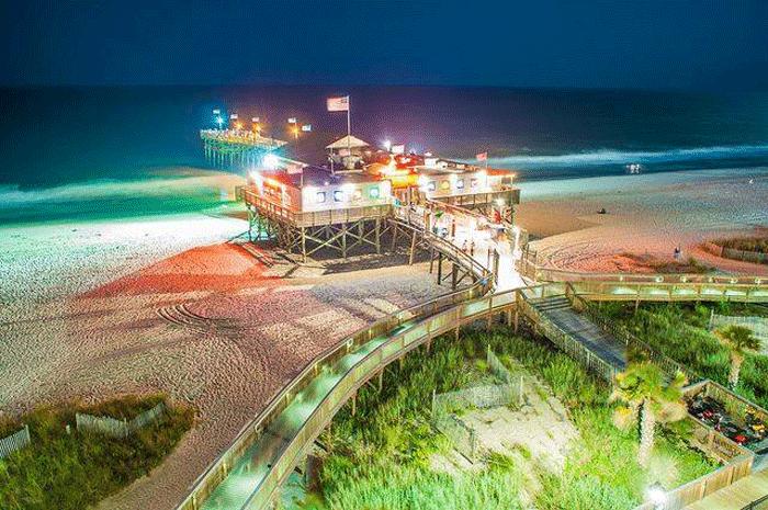 3. Pier 14 - Myrtle Beach