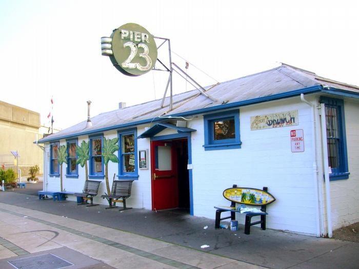 9. Pier 23 Cafe: Pier 23, The Embarcadero
