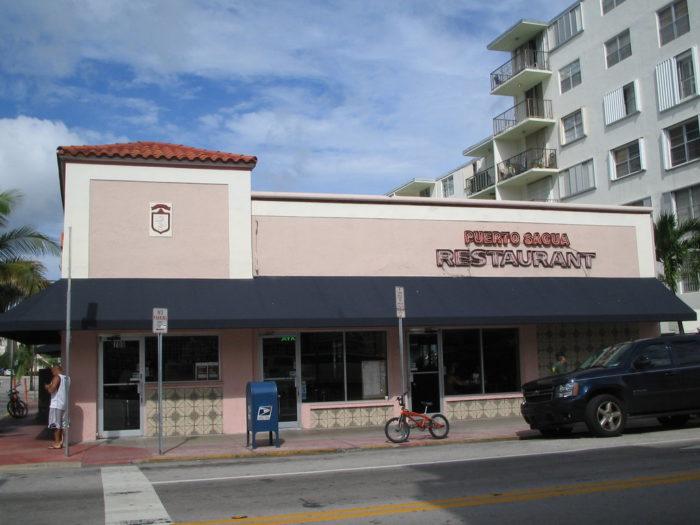 10. Puerto Sagua, Miami Beach