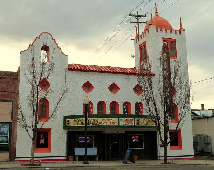 8. Ramona Theater, Buhl