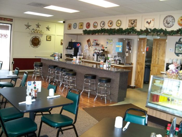 12. Red Rooster Cafe, Billings