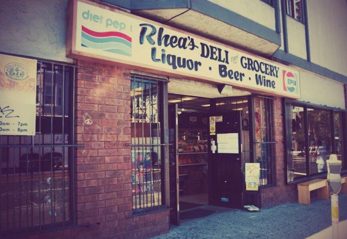 10. Rhea's Deli & Market