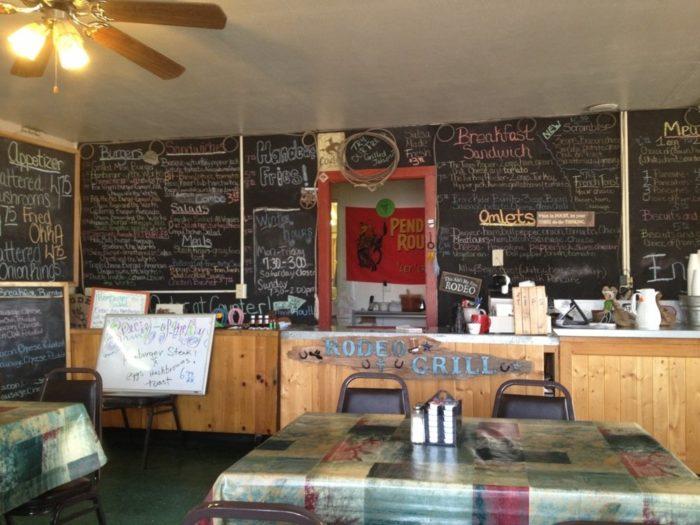6. Rodeo Grill, 714 E Sumner Avenue, Fort Sumner