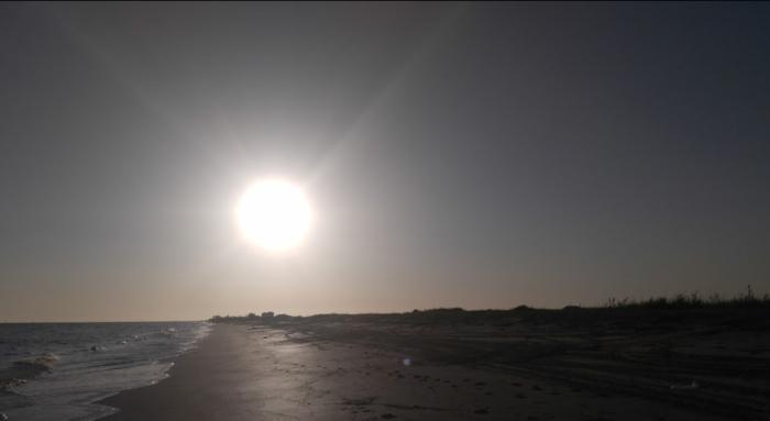 5. Rutherford Beach, Cameron, LA