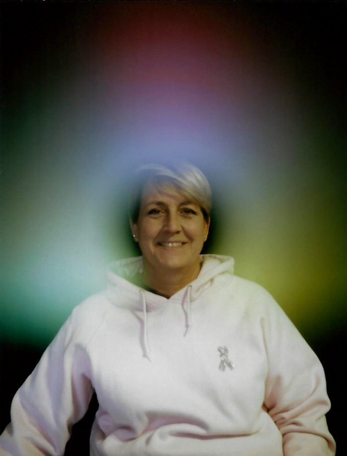 1) Get a picture of your aura taken at the Metaphysical Center.