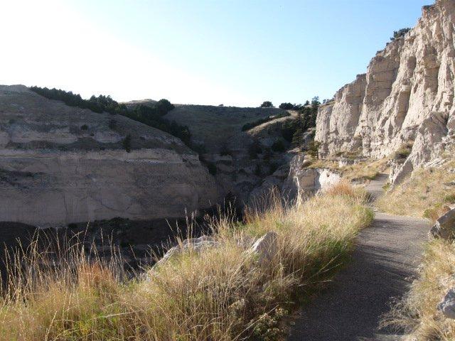 3. Saddle Rock Trail, Scotts Bluff National Monument