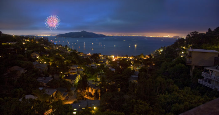 3. Sausalito's 4th of July Festivities
