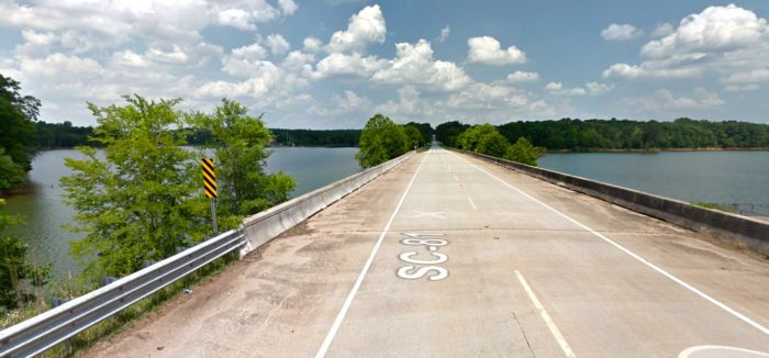 10. South Carolina: Savannah River National Scenic Byway