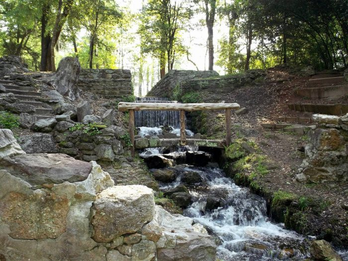 2. Explore one of South Carolina's 47 state parks.