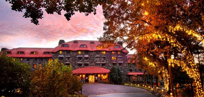 12. North Carolina: The Omni Grove Park Inn