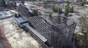 The Abandoned Remains Of This Once Beloved Theme Park Are Heartbreaking