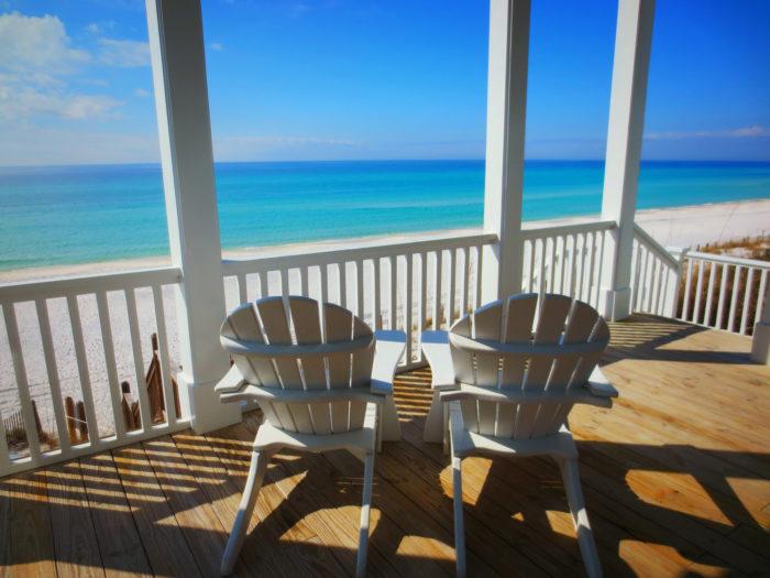 4) Seaside, FL
