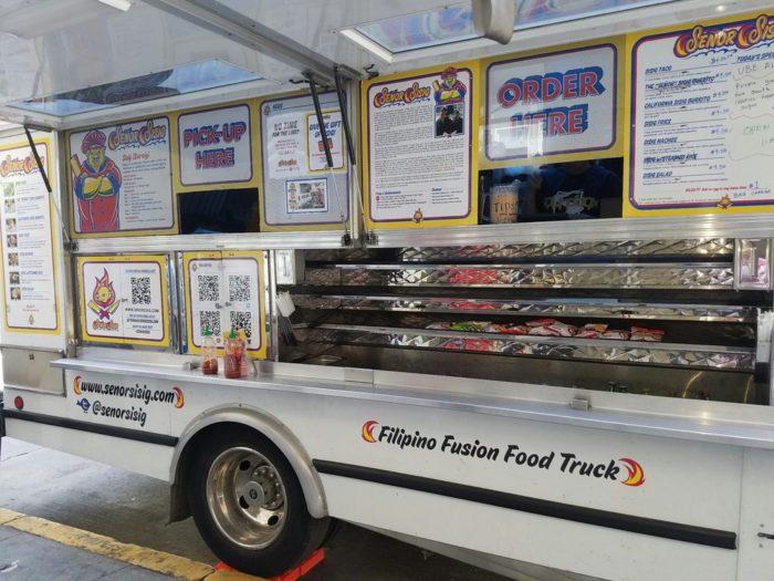 2. Senor Sisig: Filipino Fusion Food Truck