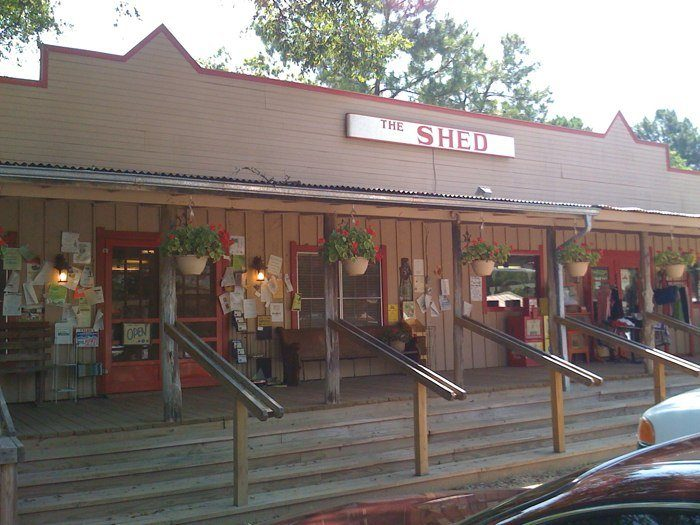 6. The Shed Cafe (Edom)