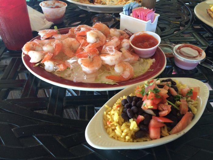 shrimp ainsleys